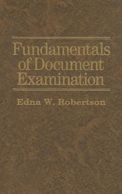Fundamentals of Document Examination 9780830412389