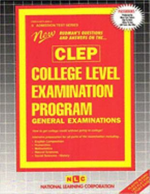 General Examinations (CLEP 9780837350097