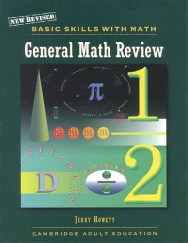 General Math Review 9780835957335