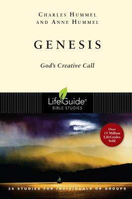 Genesis: God's Creative Call 9780830830220