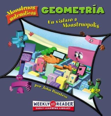 Geometria: Un Vistazo A Monstrupolis 9780836866865