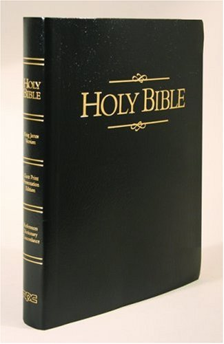 Giant Print Bible-KJV 9780834003507