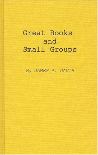 Great Books and Small Groups 9780837197425