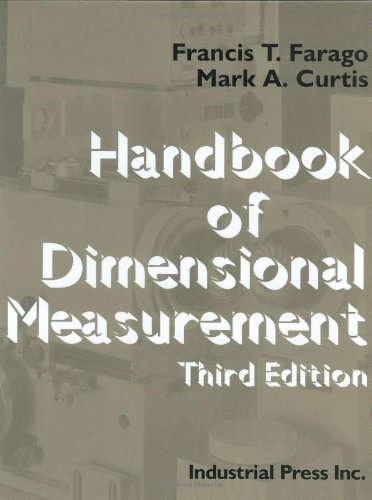 Handbook of Dimensional Measurement 9780831130534