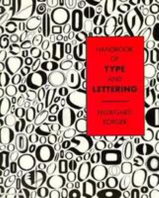 Handbook of Type and Lettering 9780830618347