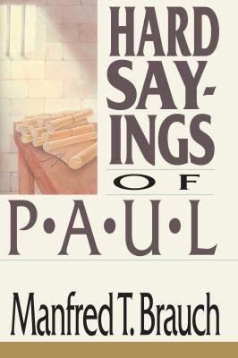 Hard Sayings of Paul 9780830812820