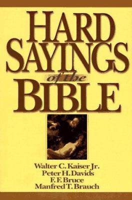 Hard Sayings of the Bible 9780830814237