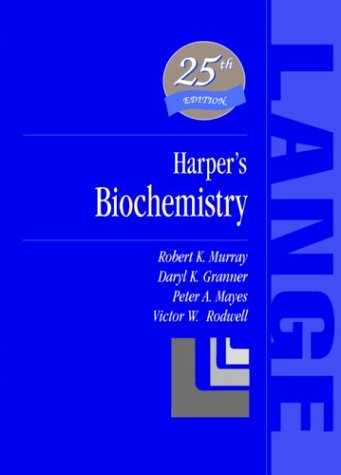 Harper's Biochemistry 9780838536841