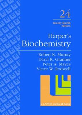 Harper's Biochemistry 9780838536117