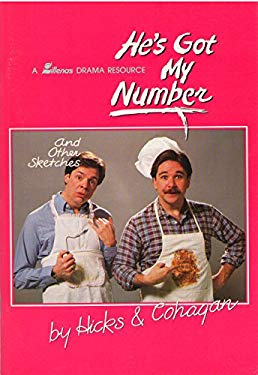 He's Got My Number: And Other Sketches 9780834191129
