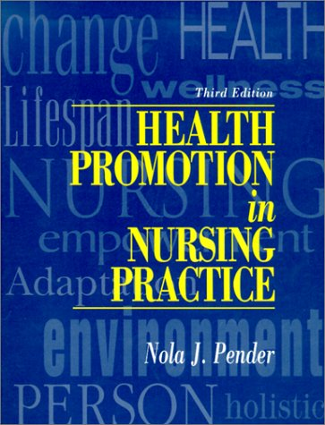Health Promotion in Nursing Practice 9780838536599