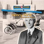 Henry Ford y el Automovil Modelo T = Henry Ford and the Model T Car