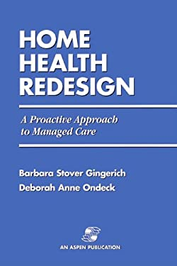 Home Health Redesign 9780834207813
