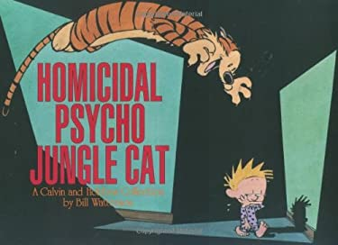 Homicidal Psycho Jungle Cat Ppb 9780836217698