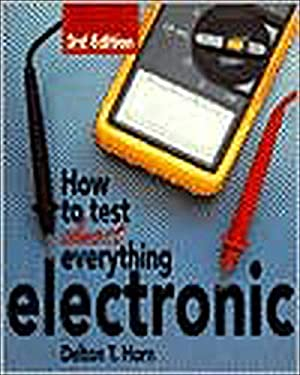 How to Test Almost Anything Electronic 9780830641277