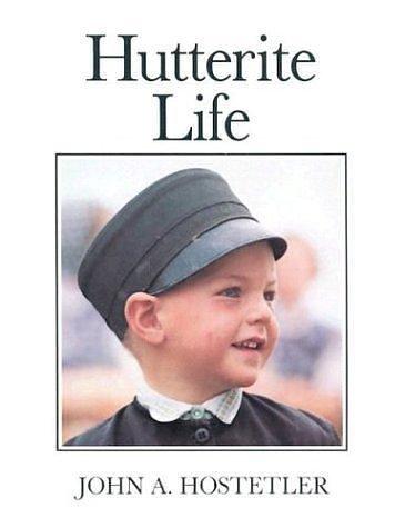 Hutterite Life 9780836133295