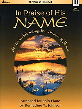 In Praise of His Name, Keyboard Book 9780834170896