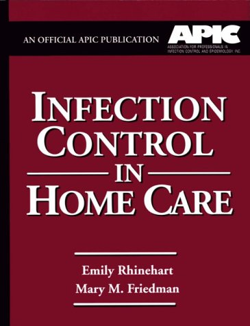 Infection Control in Home Care 9780834211438