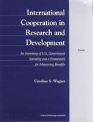 International Cooperation in Research and Development 9780833025753