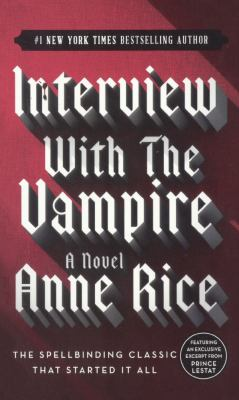Interview with the Vampire 9780833563514