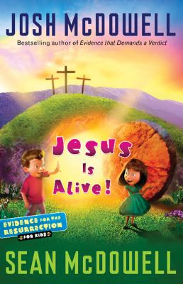 Jesus Is Alive!: Evidence for the Resurrection for Kids 9780830747863