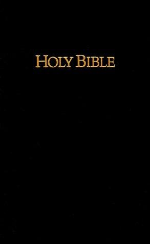 Keystone Bold Text Pew Bible-KJV 9780834003460