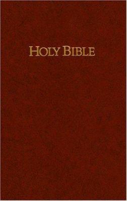 Keystone Bold Text Pew Bible-KJV 9780834003477