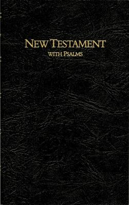 Keystone Large Print New Testament with Psalms-KJV 9780834003415