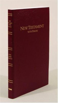 Keystone Large Print New Testament with Psalms-KJV 9780834003422