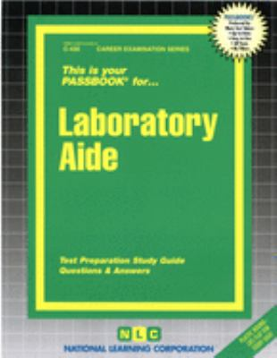 Laboratory Aide: Test Preparation Study Guide, Questions & Answers 9780837304304