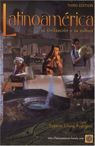 Latinoamerica: Su Civilizacion y Su Cultura 9780838403259