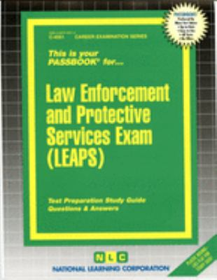 Law Enforcement and Protective Services Exam (LEAPS) 9780837340517