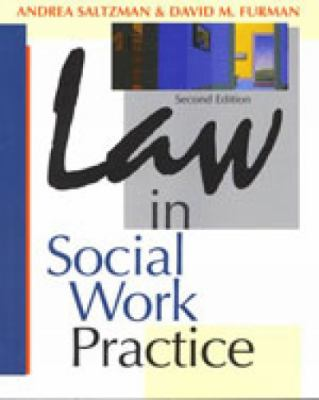 Law in Social Work Practice 9780830415175