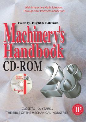 Machinery's Handbook 28th - CD ROM