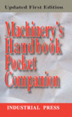 Machinery's Handbook Pocket Companion 9780831128029