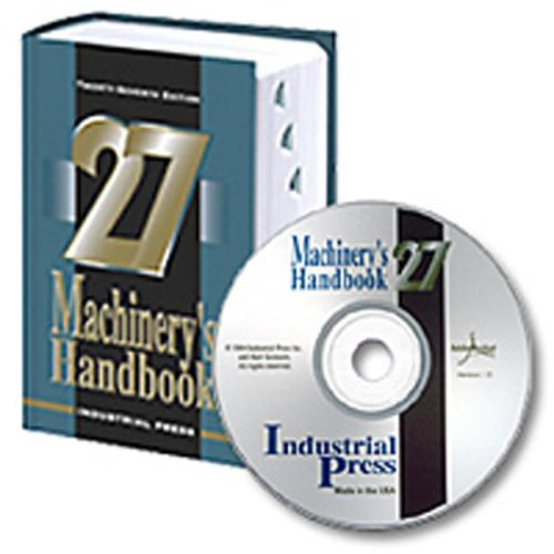 Machinery's Handbook [With CDROM] 9780831127374