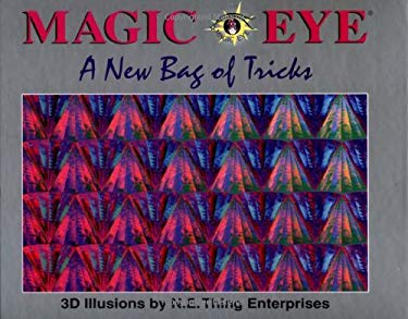 Magic Eye: A New Bag of Tricks: A New Bag of Tricks 9780836207682