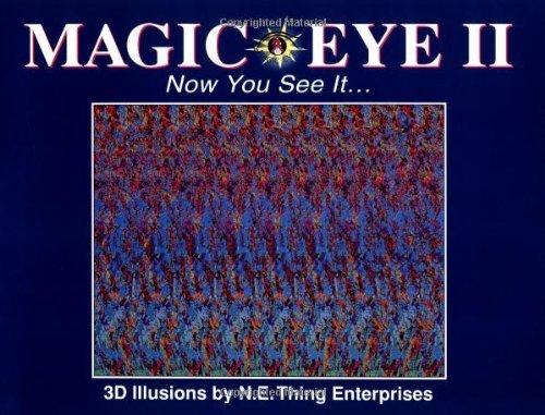Magic Eye, Volume II 9780836270099