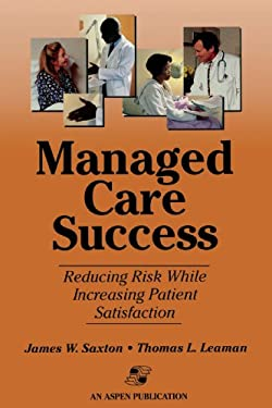 Managed Care Success 9780834210233