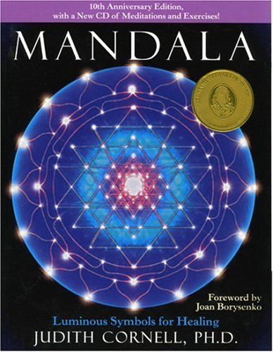 Mandala: Luminous Symbols for Healing [With CD] 9780835608473