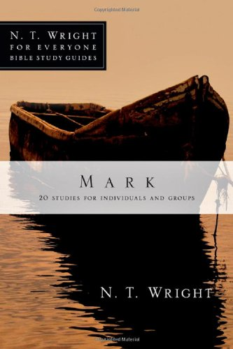 Mark: 20 Studies for Individuals and Groups 9780830821822