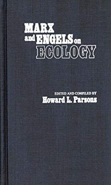 Marx and Engels on Ecology 9780837195384