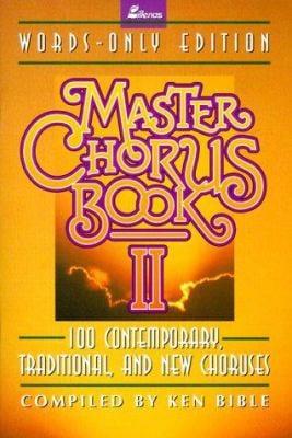 Master Chorus Book II 9780834191822