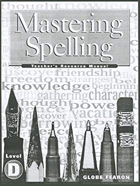 Mastering Spelling Level D TM 2000c 9780835948784