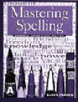 Mastering Spelling Level F Se 2000c 9780835948739