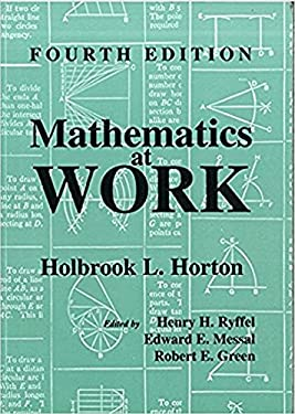 Mathematics at Work 9780831130831