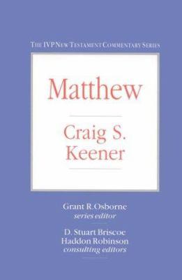 Matthew Matthew Matthew 9780830818013