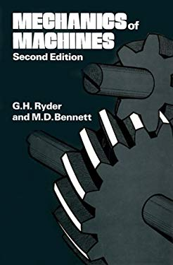 Mechanics of Machines 9780831130305