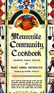 Mennonite Community Cookbook 9780836136258