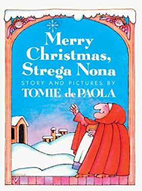 Merry Christmas, Strega Nona 9780833573964